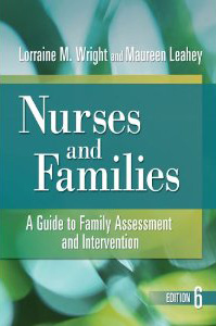 Nurses & Families: 1 Book; 2 Co-Authors; 6 editions; 8 languages; 30 years.