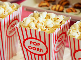 Conquering Fear During Social-Distancing or Self-quarantine: Even Fearing the Disappearance of Popcorn